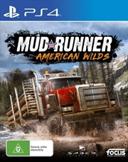 Spintires Mudrunner American Wilds | PlayStation 4