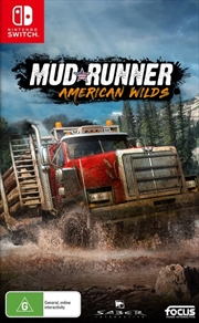 Spintires Mudrunner Us Wilds