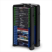 Level Up Stealth Mini Media Storage Tower