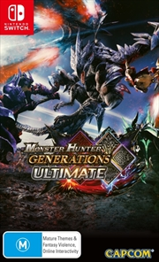 Monster Hunter Generations Ult