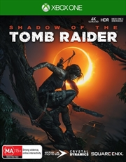 Shadow Of The Tomb Raider | XBox One