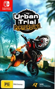 Urban Trial Playground | Nintendo Switch