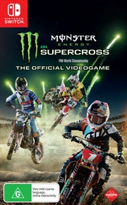 Monster Energy Supercross | Nintendo Switch