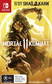Mortal Kombat 11 | Nintendo Switch