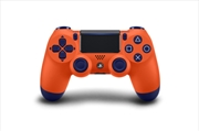 Dualshock 4 Controller Sunset Orange | PlayStation 4