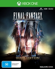 Final Fantasy Xv Royal Edn