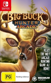 Big Buck Hunter | Nintendo Switch