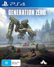 Generation Zero | PlayStation 4