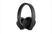 Sony Wireless Stereo Headset Gold
