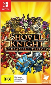 Shovel Knight Treasure Trove | Nintendo Switch