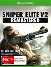Sniper Elite V2 Remastered | XBox One
