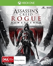 Assassins Creed Rogue Remastered | XBox One