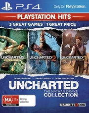 Uncharted The Nathan Drake Col | PlayStation 4