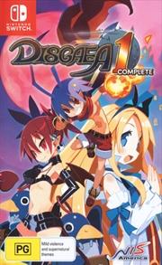 Disgaea 1 Complete | Nintendo Switch