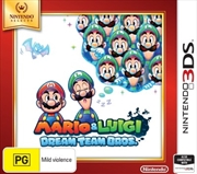 Mario & Luigi Dream Team Bros | Nintendo 3DS