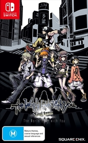 World Ends With You Final Remx