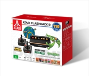 Boom Atari Flashback 9 Gaming Console | Accessories