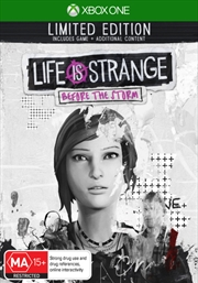 Life Is Strange Before The Storm Limited Edition | XBox One