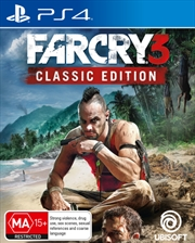 Far Cry 3 Classic Edition | PlayStation 4