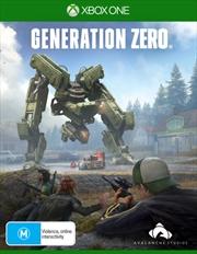 Generation Zero | XBox One