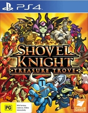 Shovel Knight Treasure Trove | PlayStation 4