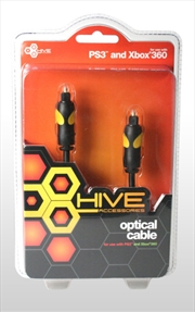 Hive Optical Cable | PlayStation 3