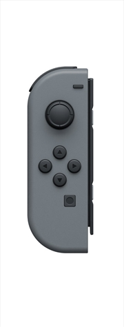 Joy Con Grey Controller Left