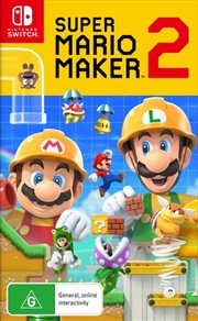 Super Mario Maker 2 | Nintendo Switch