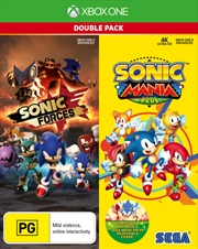 Sonic Forces And Sonic Mania