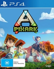 Pixark | PlayStation 4