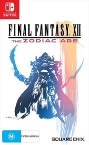 Final Fantasy 12 The Zodiac Age | Nintendo Switch