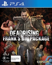 Dead Rising 4 Franks Big Package | PlayStation 4