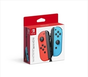 Joy Con Neon Controller Pair | Nintendo Switch
