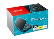 Nintendo 2ds Xl Console Black