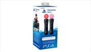 PlayStation Move Controllers Twin Pack | PlayStation 4