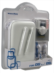 Powerwave Vitals Pack for DS Lite/DSi - White