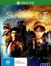 Shenmue I And Ii | XBox One