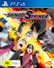 Naruto To Boruto Shinobi Striker | PlayStation 4