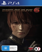 Dead Or Alive 6 | PlayStation 4