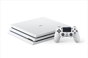 PlayStation 4 Console Pro 1TB White