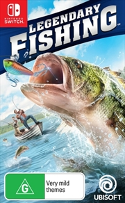Legendary Fishing | Nintendo Switch