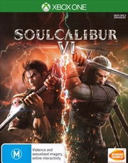 Soulcalibur Vi | XBox One