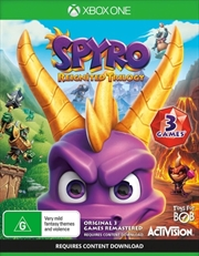 Spyro Reignited Trilogy | XBox One