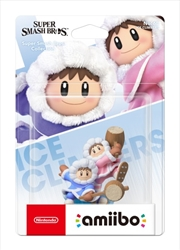 Nintendo Ice Climbers amiibo (Super Smash Bros. Collection)