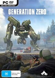 Generation Zero | PC