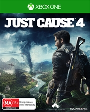 Just Cause 4 | XBox One