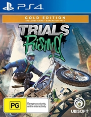Trials Rising: Gold Edition | PlayStation 4