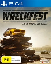 Wreckfest | PlayStation 4