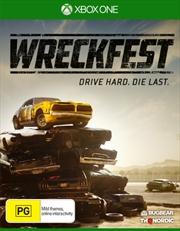 Wreckfest | XBox One