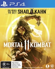 Mortal Kombat 11 | PlayStation 4